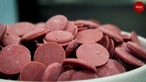 Have you tried the pink chocolate available in Bengaluru?