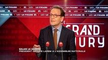 Le Grand Jury de Gilles Le Gendre