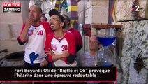 """Fort Boyard : Oli de """"Bigflo et Oli"""" provoque l'hilarité dans une épreuve redoutable (vidéo)"""