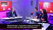 Michel Drucker : l'animateur reste sur France 2 et met au clair ses liens avec Cyril Hanouna (vidéo)