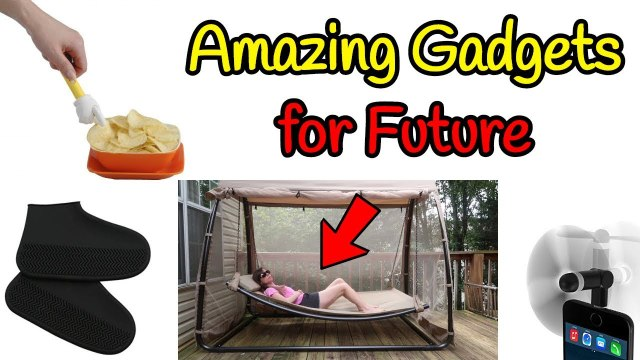 Amazing Gadgets For Future | Coming Soon Gadgets | New Technology