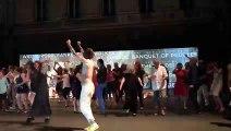 Festival d'Avignon : François Hollande en communion avec les spectateurs