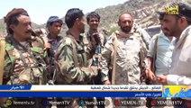 الجيش الوطني يحقق تقدماً جديداً شمال فعطبة في الضالع  تقرير / علي الاسمر