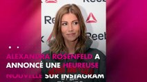 Alexandra Rosenfeld : L'ancienne Miss attend son premier enfant avec Hugo Clément