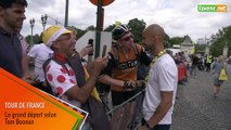 L'Avenir - Tour de France - ITRV Tom Boonen