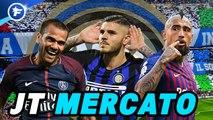 Journal du Mercato : l'Inter Milan lance les grandes manœuvres