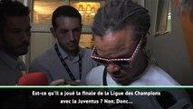 Juventus - Davids reprend De Ligt et Cristiano Ronaldo de volée