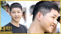 Song Joong Ki experiencing drastic hair loss due to personal struggles