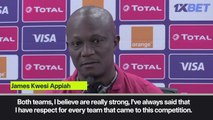 (Subtitled) Ghana do not underrate Tunisia ahead of AFCON round of 16 game