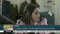 Chile: dos profesoras fueron violentadas tras ser detenidas
