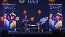 Yu Suzuki's masterclass live from Japan Expo