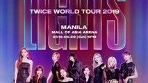 [LIVE] 190629 TWICE WORLD TOUR in MANILA 2019 Part 1