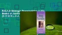 R.E.A.D Strategic Peacebuilding (Little Books of Justice and Peacebuilding) {D.O.W.N.L.O.A.D