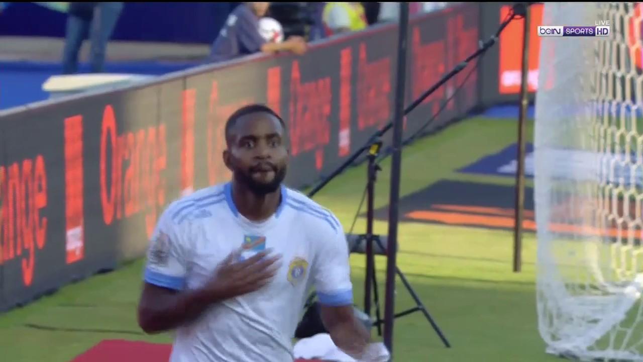 AFCON Highlights: Madagascar 1-1 DR Congo - Goal Cedric Bakambu
