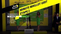 La minute Maillot Vert ŠKODA - Étape 2 - Tour de France 2019