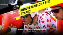 La minute Maillot à pois Leclerc - Étape 2 - Tour de France 2019