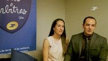 Rencontre avec Christina Manoli et Yohan Rosso, arbitres internationaux