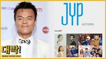 JYP Entertainment is shutting down its actor division --report