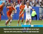 Fast Match Report - USA 2-0 Netherlands