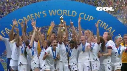 Estados Unidos-Holanda: Vídeo, goles y resumen (Final) Francia 2019