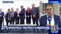 """""""Je ne suis pas en guerre [avec Gérard Collomb], je suis en campagne"""", affirme David Kimelfeld, à la tête de la métropole de Lyon"""