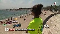 Alpes-Maritimes : l'enfant de 10 ans foudroyé est toujours dans un état d'urgence absolue
