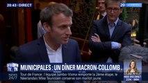 """Emmanuel Macron se dit """"ravi que la France ait accueilli une compétition internationale de football féminin"""""""