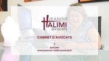 Cabinet d'avocats Jeanine Halimi, droit immobilier, droit de la famille et droit pénal à Antony.