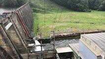 À la découverte du barrage de Rabodanges qui turbine depuis 60 ans