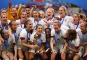 US Wins 2019 Women's World Cup