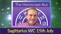 Sagittarius Weekly Astrology Horoscope 15th July 2019