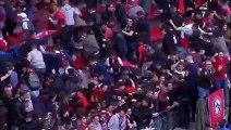 02/04/17 : Firmin Mubele (81') : Rennes - Lyon (1-1)