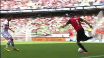 16/09/12 : Jonathan Pitroipa (71') : Rennes - Lorient (1-2)