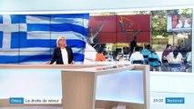 Grèce :  Kyriakos Mitsotakis remporte les élections législatives