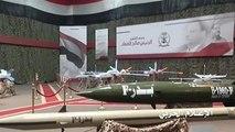 جماعة الحوثي تكشف عن حيازتها قدرات عسكرية جديدة