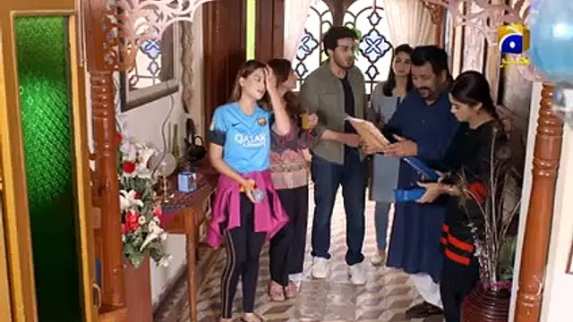 Shahrukh Ki Saaliyan Episode 06   7th July 19   HAR PAL GEO DRAMAS