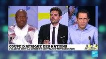 """CAN-2019 : L'Algérien """"Riyad Mahrez répond présent, est leader"""""""