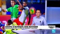 """CAN-2019 : Madagascar en quarts de finale : """"Il y a une force qui habite cette équipe"""""""