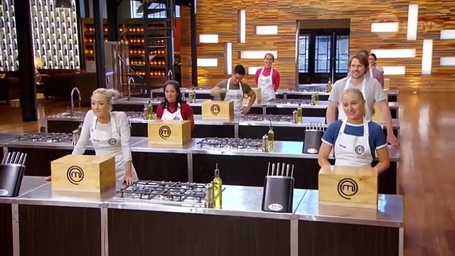 Masterchef Australia S11E45 Mystery Box Challenge & Invention Test Deja Vu - Part 01
