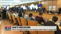 Iran reduces commitment to 2015 nuclear deal, will begin enhancing uranium enrichment