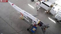 China works on weapons of the future, copies US technology