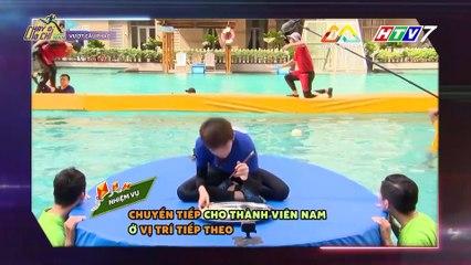 Running Man Việt Nam - Chạy Đi Chờ Chi- Tập 13- Không ai địch nổi sức nặng Ngô Kiến Huy
