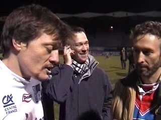 SACA-TOULON 19.01.08 Interview S.Borel