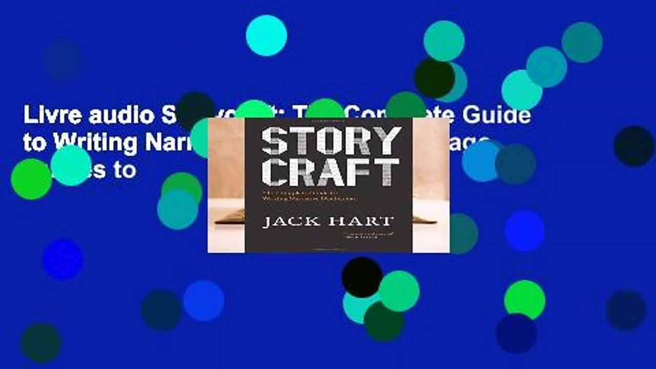 Livre Audio Storycraft The Complete Guide To Writing Narrative Nonfiction Chicago Guides To