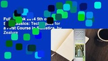Full E-book 2014 5th edition. SPSS Basics: Techniques for a First Course in Statistics, by Zealure