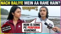 Sumedh Mudgalkar And Mallika Singh To Join Nach Baliye 9 ? | Radha Krishna