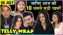 Surbhi & Helly BFF | Donal Bisht Bikini | Barun's Baby Girl | Aladdin Behind The Scenes |TOP 10 NEWS