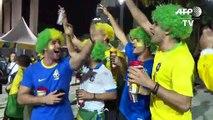 """""""Campeones sin Neymar"""": los brasileños celebran la victoria en la Copa América"""