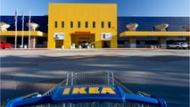 Ikea's new ad doubles as a pregnancy test if you pee on it