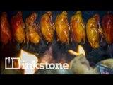 Peking duck at Beijing's Liqun Roast Duck